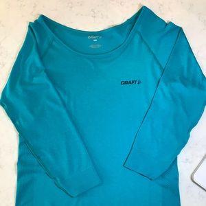 Craft workout shirt